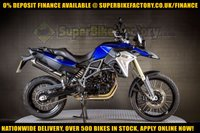 USED 2016 10 BMW F800GS 800CC 0% DEPOSIT FINANCE AVAILABLE GOOD & BAD CREDIT ACCEPTED, OVER 500+ BIKES IN STOCK