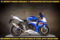 USED 2012 12 SUZUKI GSXR1000 L2  GOOD & BAD CREDIT ACCEPTED, OVER 500+ BIKES IN STOCK