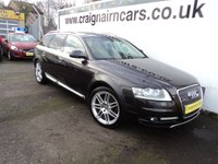USED 2010 60 AUDI A6 3.0 ALLROAD TDI QUATTRO 5d AUTO 237 BHP One Owner 40000 Miles Full Dealer History