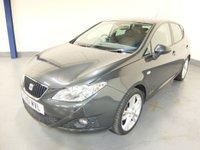 2011 SEAT IBIZA 1.4 SE COPA 5d 85 BHP £4470.00