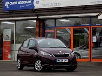 USED 2014 64 PEUGEOT 108 1.0 ACTIVE 5dr 68 BHP