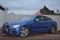 2014 BMW 4 SERIES 3.0 435D XDRIVE M SPORT 2d AUTO 309 BHP £24000.00