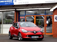 USED 2014 64 RENAULT CLIO 0.9 TCE DYNAMIQUE S MEDIANAV ENERGY 5dr * Pan Roof *