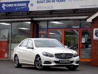 USED 2015 65 MERCEDES-BENZ E CLASS E220 BLUETEC SE 4dr AUTO 174 BHP *ONLY 9.9% APR*