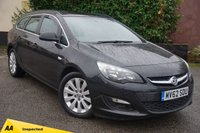 USED 2012 62 VAUXHALL ASTRA 1.7 TECH LINE CDTI ECOFLEX S/S 5d  * 128 POINT AA INSPECTED *