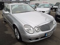 USED 2006 56 MERCEDES-BENZ E CLASS 3.0 E280 ELEGANCE 4d AUTOMATIC  228 BHP