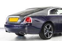 USED 2016 66 ROLLS-ROYCE WRAITH Rolls-Royce Wraith 2dr Auto 6.6 Starlight + Night Vision