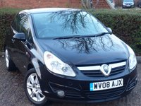 USED 2008 08 VAUXHALL CORSA 1.2 DESIGN CDTI 3d 90 BHP NEED FINANCE ?  POOR CREDIT WE CAN HELP! JUST ASK ! CLICK THE LINK AND APPLY 24/7! 50+ MPG IN DAY TO DAY DRIVING!! PERFECT FIRST CAR!!