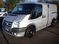 USED 2011 61 FORD TRANSIT 2.2tdci 140 ps 260 Sport Lr