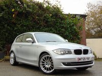 USED 2009 59 BMW 1 SERIES 2.0 116D SPORT 3d **STYLISH DIESEL FAMILY HATCHBACK**