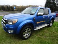 USED 2011 60 FORD RANGER 3.0 Tdci Wildtrak 4x4 Dcb