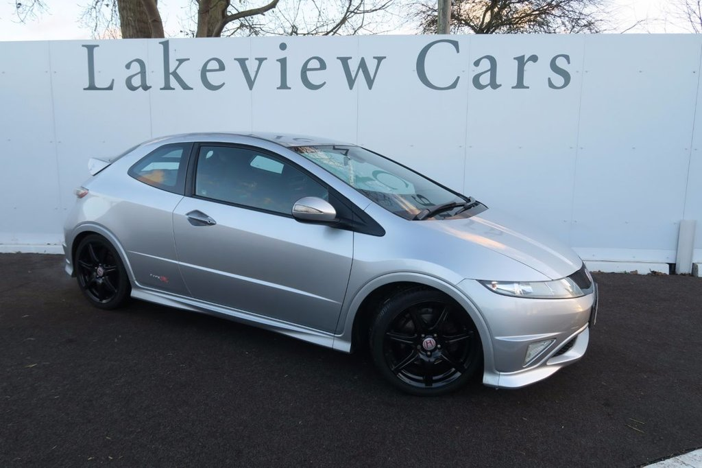 USED 2007 57 HONDA CIVIC 2.0 I-VTEC TYPE-R GT 3d 198 BHP