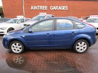 USED 2008 57 FORD FOCUS 1.6 STYLE 5d 100 BHP LOW MILES CAT C