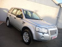 USED 2010 60 LAND ROVER FREELANDER 2.2 TD4 E XS 5d 159 BHP SAT NAV + LEATHER