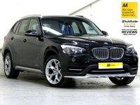 2015 BMW X1 2.0 XDRIVE20D XLINE 5d AUTO 181 BHP £16687.00