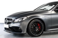 USED 2016 66 MERCEDES-BENZ C 63 AMG Mercedes-Benz C Class C63 S Edition 1 2dr Auto 4.503 Rare Edition