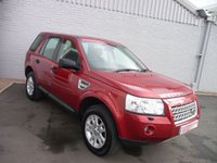 USED 2010 10 LAND ROVER FREELANDER 2.2 TD4 E XS 5d 159 BHP SAT NAV + LEATHER