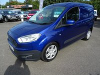 2015 FORD TRANSIT COURIER 1.6 Tdci Trend £8995.00