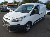 2015 FORD TRANSIT CONNECT 1.6 210 Pv l2 lwb £8995.00