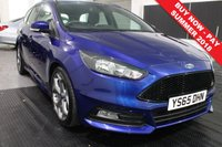 USED 2015 65 FORD FOCUS 2.0 ST  TDCI 5d 183 BHP