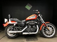 2009 HARLEY-DAVIDSON SPORTSTER XL 883 R. 09. FSH. 13K. PIPES. SISSY BAR. TIDY BIKE  £4698.00