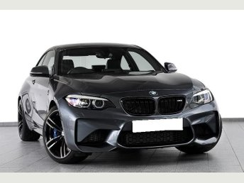 2017 BMW M2 BMW M2 2dr 3.365 DELIVERY MILES  £44995.00