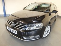 USED 2011 61 VOLKSWAGEN PASSAT 2.0 SPORT TDI BLUEMOTION TECHNOLOGY 5d 139 BHP