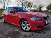 USED 2011 11 BMW 3 SERIES 2.0 320D EFFICIENTDYNAMICS 4d SERVICE HISTORY