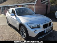USED 2011 60 BMW X1 2.0 SDRIVE18D SE 5 dr OVER £1,300 OF EXTRAS / SERVICE HISTORY