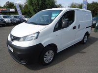 2015 NISSAN NV200 1.5 dCi £7495.00