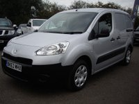 USED 2013 63 PEUGEOT PARTNER  1.5HDi Professional L1 625