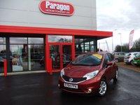 2014 NISSAN NOTE 1.2 TEKNA DIG-S 5d AUTO 98 BHP £8395.00