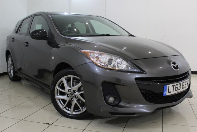View our 2013 63 MAZDA 3 1.6 VENTURE EDITION 5DR103 BHP