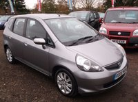 USED 2006 06 HONDA JAZZ 1.3 DSI SE 5d AUTO 82 BHP AFFORDABLE AUTOMATIC FAMILY CAR IN EXCELLENT CONDITION, DRIVES SUPERBLY WITH EXCELLENT SERVICE HISTORY !!