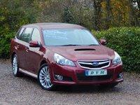 2010 SUBARU LEGACY 2.0 D SE 5d 150 BHP £6970.00