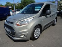 2015 FORD TRANSIT CONNECT 1.6tdci L1 Trend Pv 200 £SOLD