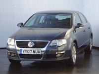 2007 VOLKSWAGEN PASSAT 2.0 TDI SE 4d 138 BHP £2988.00