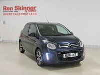USED 2016 16 CITROEN C1 1.2 PURETECH FLAIR 5d 82 BHP