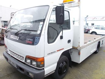 View our ISUZU NPR