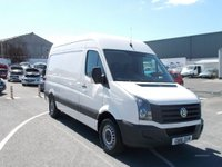 USED 2016 16 VOLKSWAGEN CRAFTER 2.0 CR35 TDI
