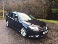 USED 2009 59 SAAB 9-3 1.9 TURBO EDITION TTID 5d 180 BHP