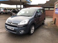 USED 2012 62 CITROEN BERLINGO MULTISPACE 1.6 HDI PLUS 5d 91 BHP WHEELCHAIR ADAPTED MOTABILITY WHEELCHAIR ADAPTED, ONE OWNER