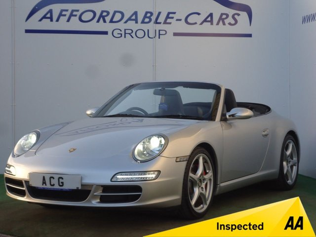 Used Porsche Cars In Harrogate From Affordable Cars Group - Sports cars harrogate