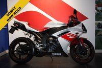 USED 2008 57 YAMAHA YZF-R1  WHITE/RED YOSHI CANS***SOLD***