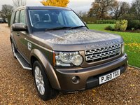 2011 LAND ROVER DISCOVERY 3.0 4 TDV6 HSE 5d AUTO 245 BHP £20000.00