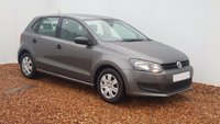 USED 2010 59 VOLKSWAGEN POLO Volkswagen Polo Hatch S