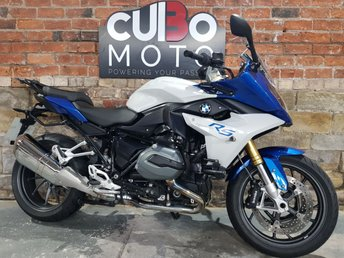 2016 BMW R1200RS Sport SE ABS £10490.00