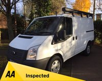 2012 FORD TRANSIT 2.2 280 ECONETIC LR 1d 99 BHP £7795.00