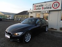 USED 2013 63 BMW 3 SERIES 2.0 316D ES 4d AUTO 114 BHP £60 PER WEEK OVER 5 YEARS - SEE FINANCE LINK BELOW