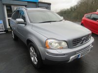 USED 2011 11 VOLVO XC90 2.4 D5 SE LUX AWD 5d AUTO 200 BHP 1 owner.  FVSH.  Cam belt done.  Finance available.